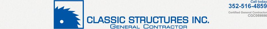 Classic Structures Inc.